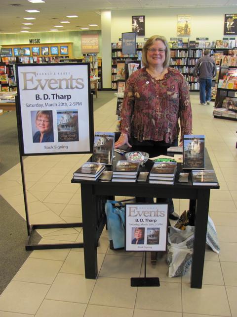 BD at Barnes & Noble