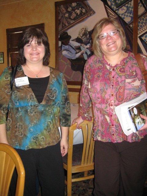 Carolyn & BD @ WPC