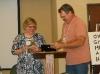 BD Accepting Coffin Memorial Book Award