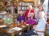 BD, Leanne, Peg, Betty, Nancy, Lee 3/2012