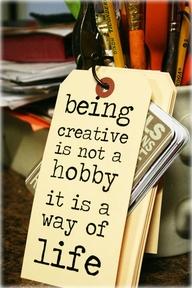 creativity life