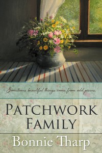 Patchwork Family - 600x900x300
